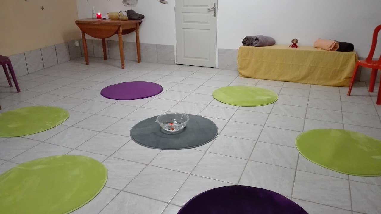 Yoga enfants coqalane